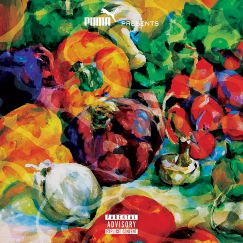 Casey Veggies & Rockie Fresh ft. Kirko Bangz - Perception:Love All Around Me