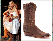 Carrie Underwood Cowboy Boots