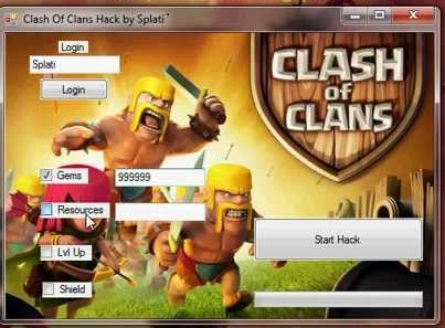 Clash Of Clans Unlimited Gems Ifunbox working clash clans cheats hack which add unlimited gold elixir 403x297