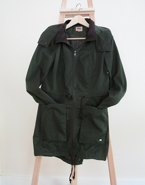 Only parka jacket