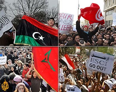 Evenements Marquants l'an 2011 en Image... 4+pays