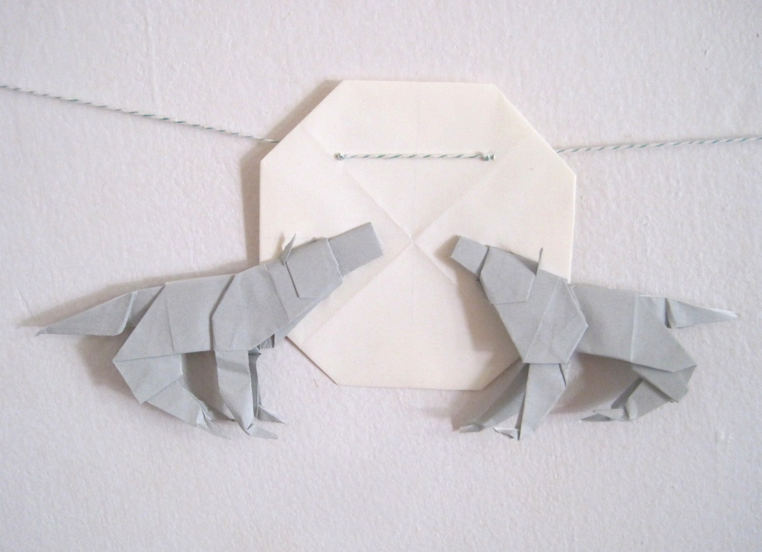 How To Make A Origami Wolf Origami Wolf Instructions