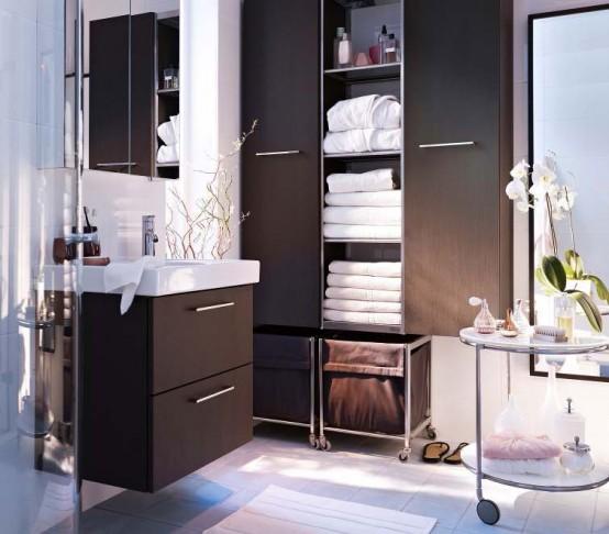 idee per l'arredamento del bagno - Arredo Bagno Low Cost