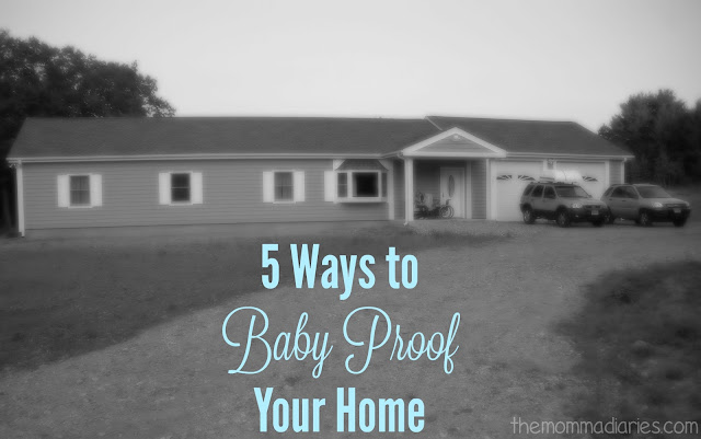 5 ways to baby proof y our home #safeandstylish