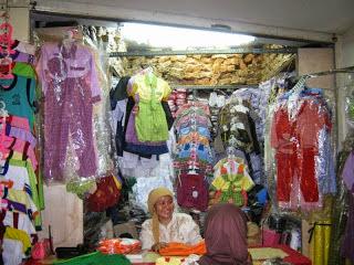 Grosir Baju Korea di Jakarta Jatinegara