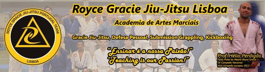 Novidades Clube de Jiu-Jitsu de Lisboa