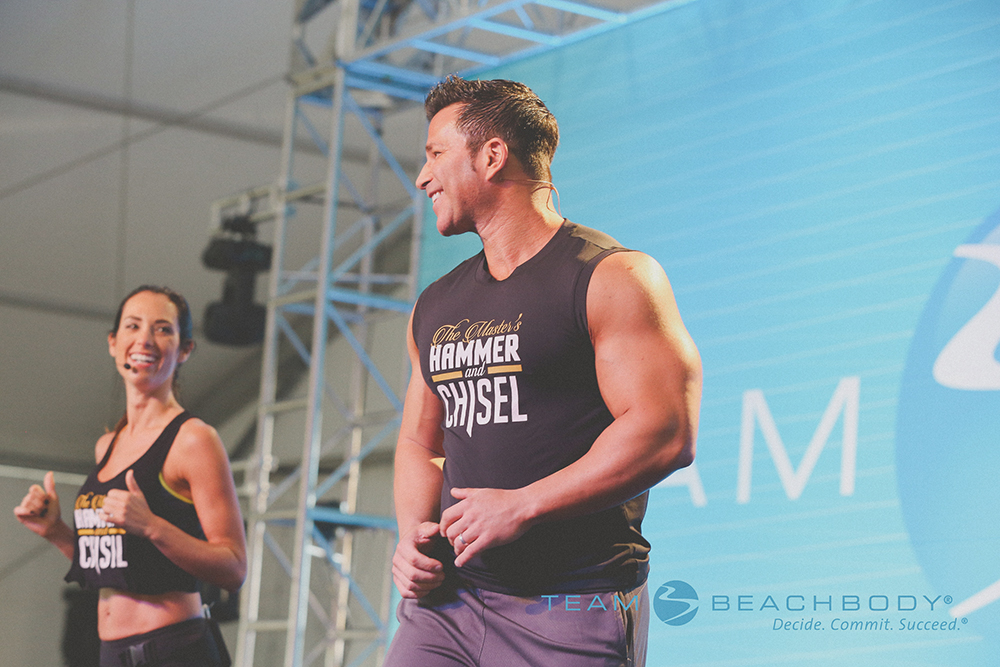 hammer and chisel launch live workout