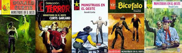 Portadas Que Nunca Existieron. Montajes de Jorge Morón, (c) 2015.