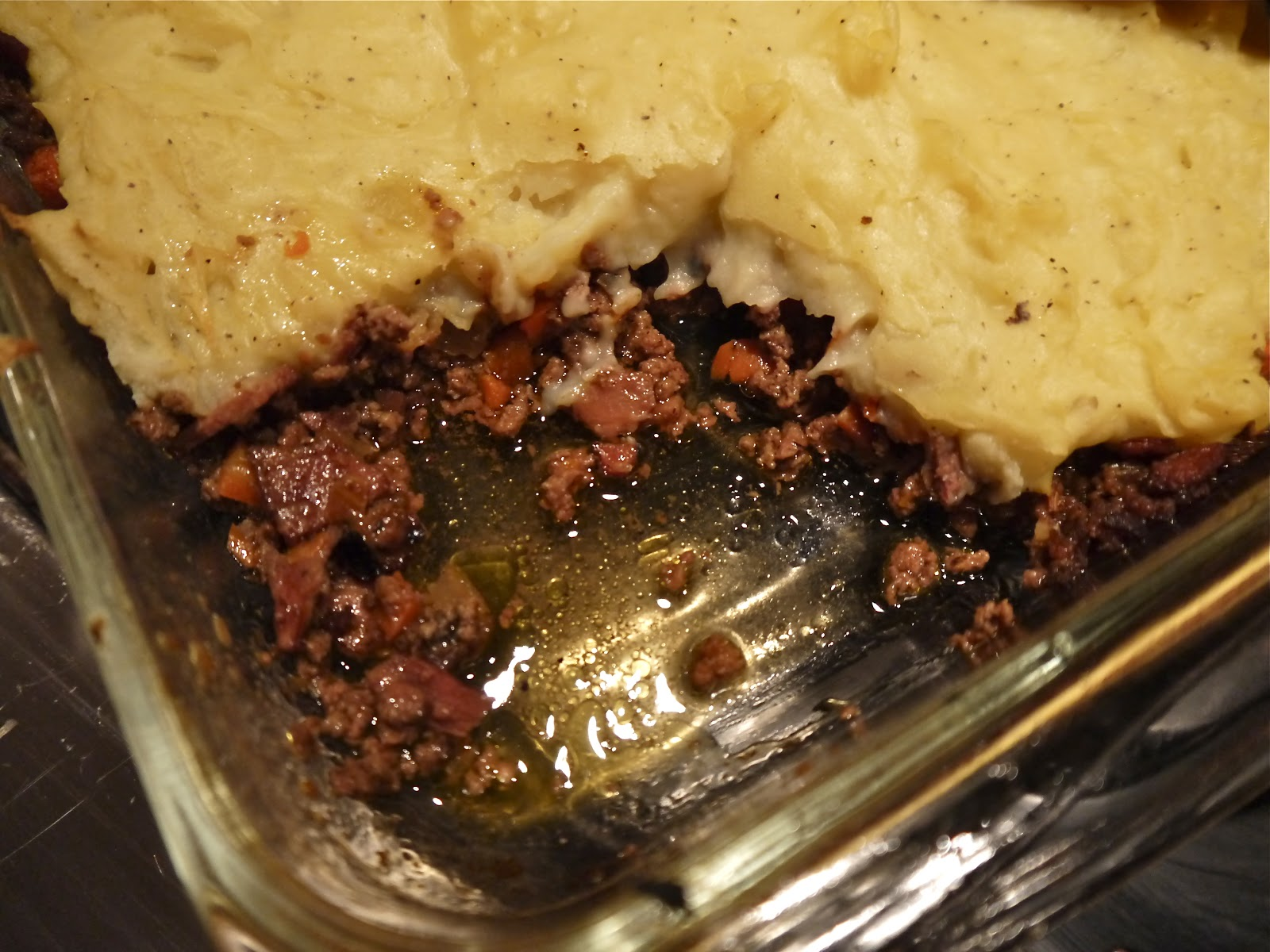 "the preppy paleo: Paleo Shepherd's Pie with Garlic Mashed ""Potato ..."