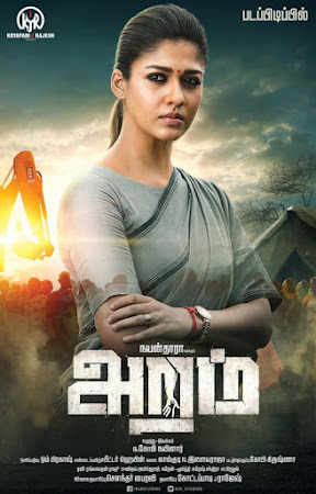 Poster Of Aramm Full Movie in Hindi HD Free download Watch Online Tamil Movie 720P