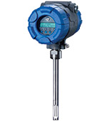 Industrial Thermal Mass Flow Meter for flare gas applications