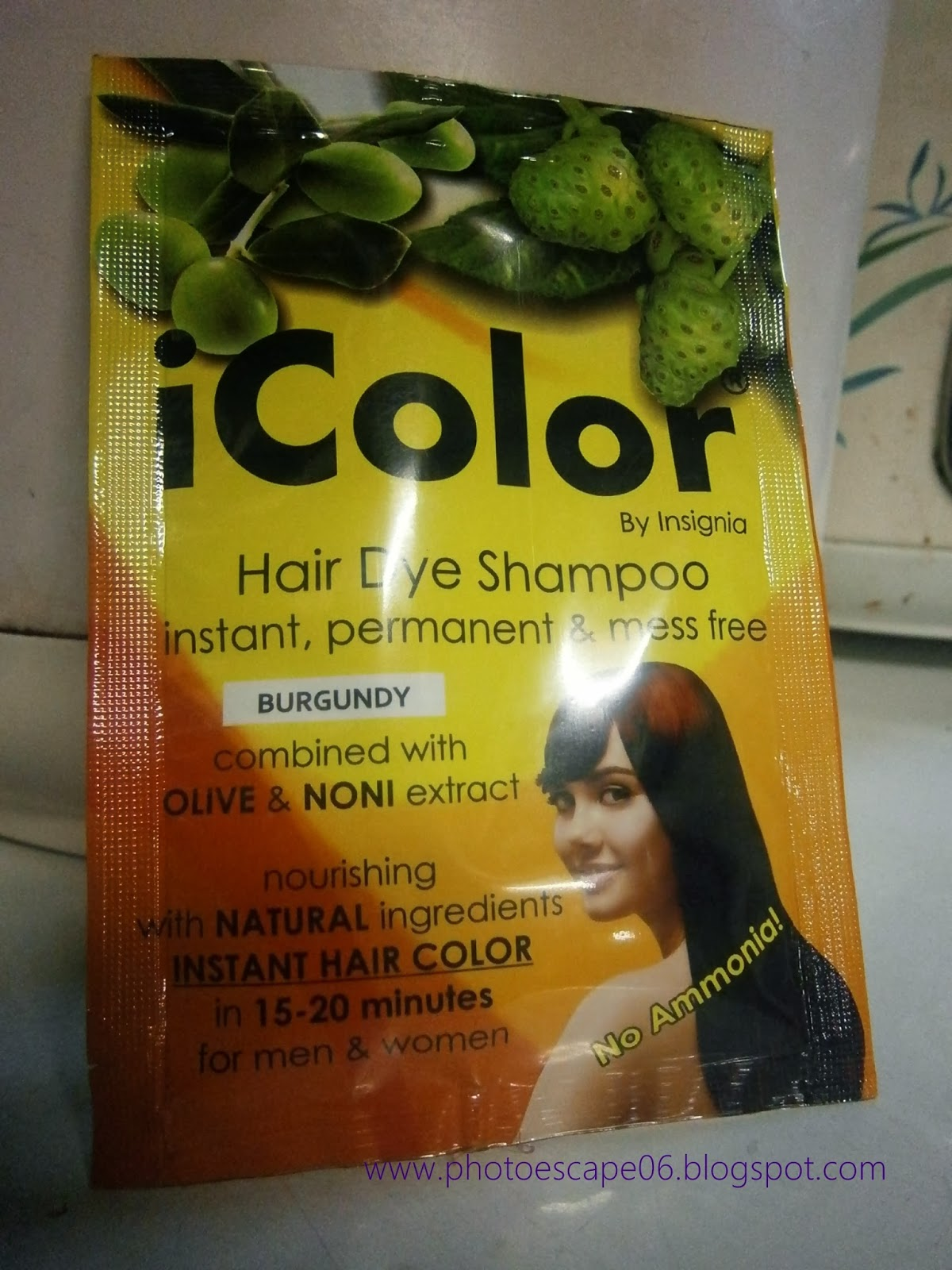 Makeup Fashion Music And Life Me Product Review Icolor Hair