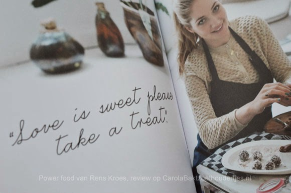 Review: Power food van Rens Kroes