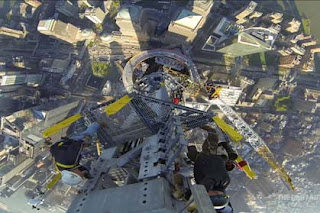 View from above One World Trade Center (Photo: NY Port Auth)