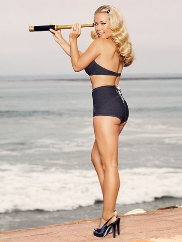 Kendra Wilkinson Bikini Pics