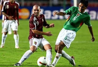 Bolivia vs Venezuela En vivo Transmision en Directv Sports 2, canal 15 - 714 de Movistar