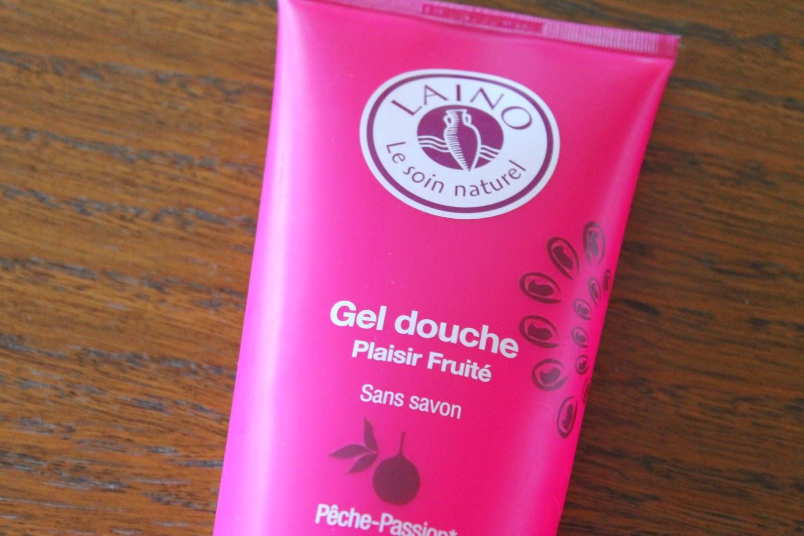 papillonsdonyx blog suisse produits terminés laino gel douce plaisir fruité
