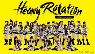 JKT48 - Heavy Rotation