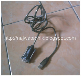 Gambar USB to RS232