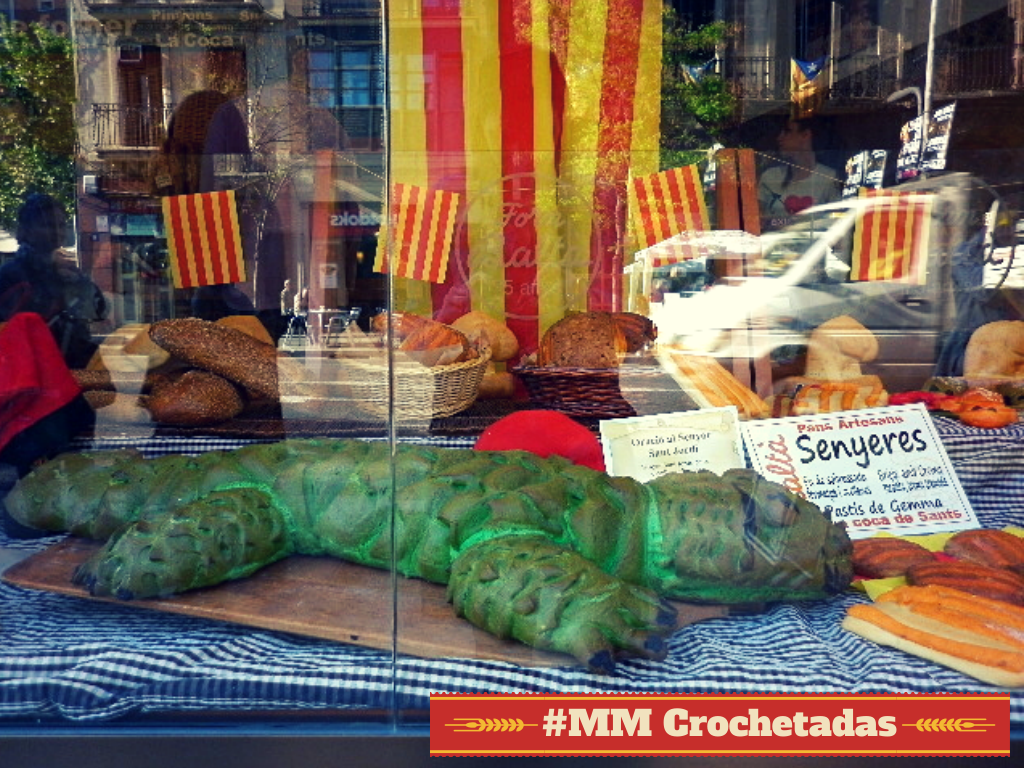 Al rico dragón de St. Jordi