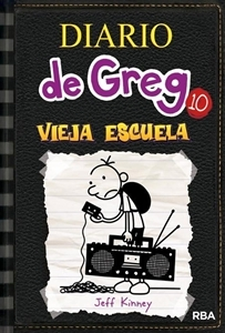 """Ranking Mensual. Número 4: Diario de Greg 10. """"Vieja escuela""""."""