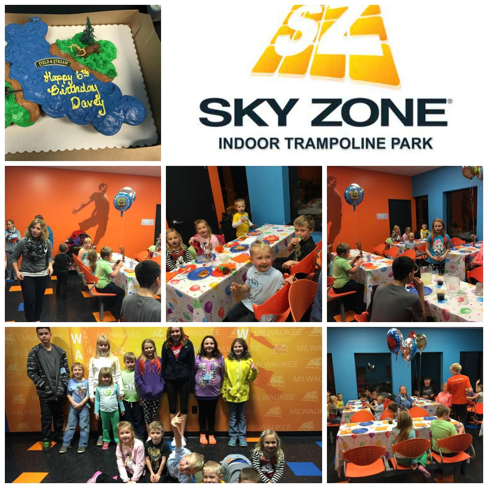 Sky Zone Milwaukee Review By Debbie Lamb