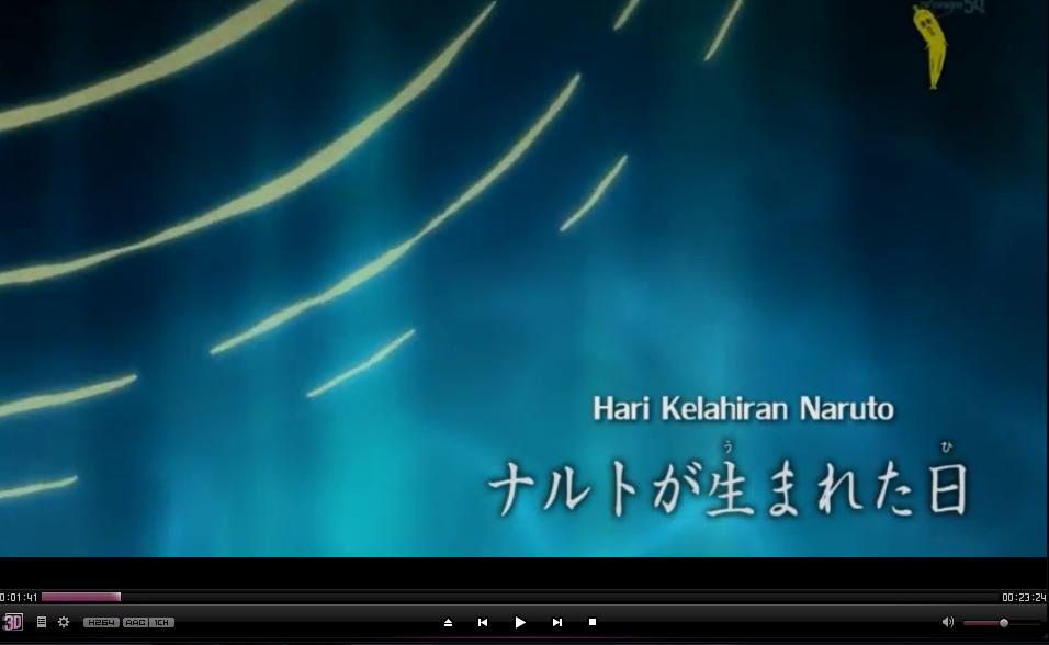 Naruto Episode 380 Hari kelahiran Naruto