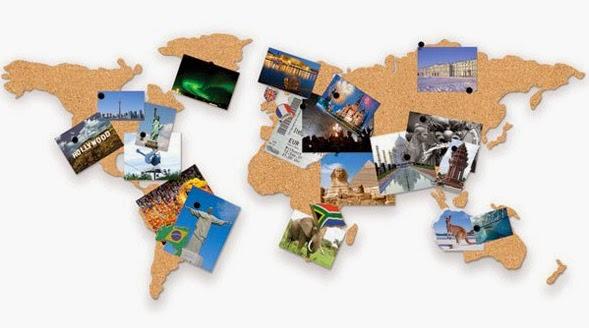 Peta wisata muslim internasioinal