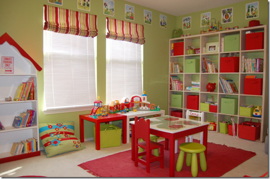 Exceptional Storage Will Undoubtedly Be One Of Your First Issues Of Concern In A Play  Room. Having A Separate Play Room Means That You Can Keep The Bedroom Free  Of ...