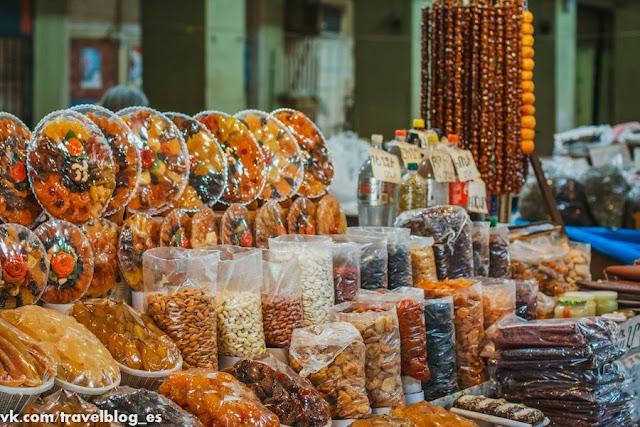 Армянские сухофрукты и сладости