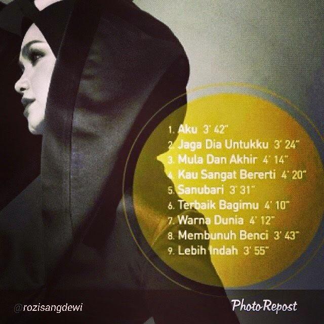 Faceblogisra: Lirik-Lirik Lagu Dalam Album Fragmen Dato