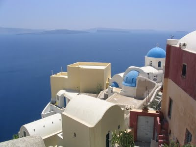 most romantic place in the world santorini pictures