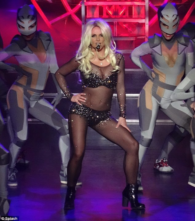 blog de turismo, Britney Spears, Piece of me tour, show para animar sua noite,