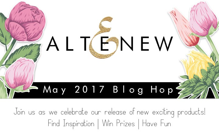 May 2017 Release Blog Hop + Giveaway