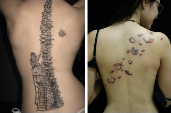 Tatuagens Literárias