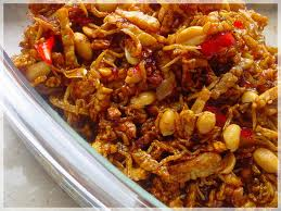 Indonesiancuisine How To Cook Kering Tempe With Salted Anchovy