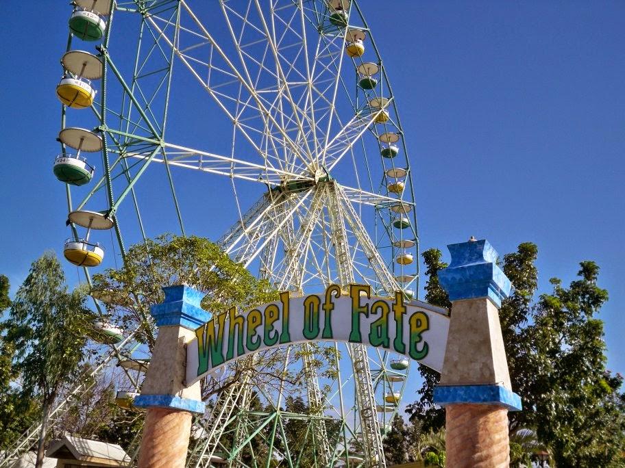 Wheel of Fate  Enchanted Kingdom Roller Skater