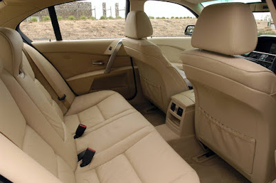 Ample rear room for 2, 3 is a bit of a squeeze