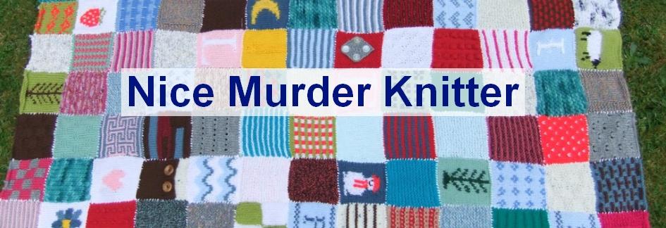 Nice Murder Knitter