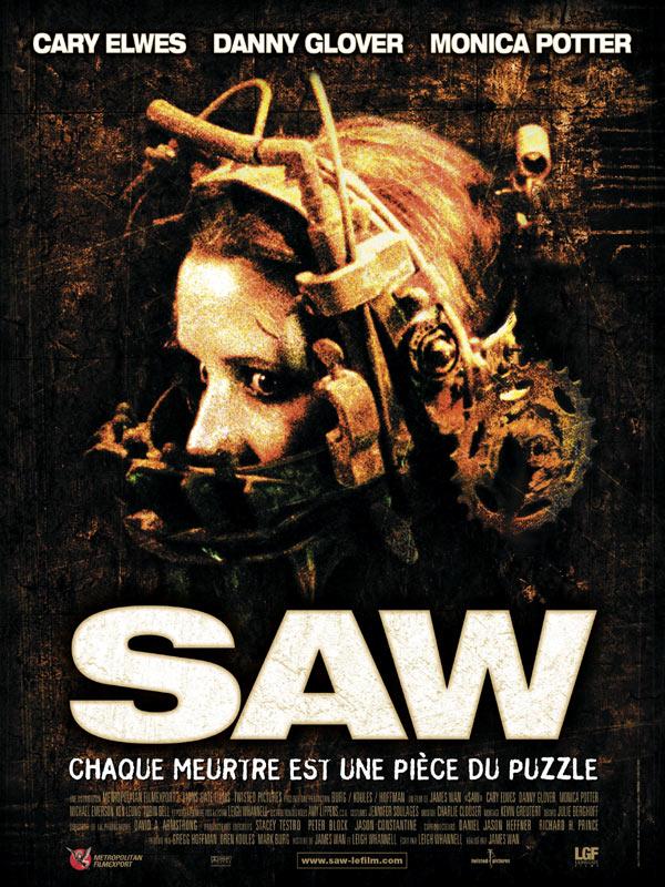 Saw affiche