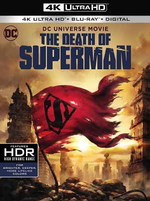 A Morte do Supeman 4K Filmes Torrent Download capa