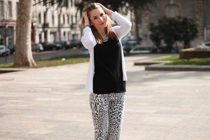 blogueuse lyonnaise zara jeans