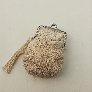 porte-monnaie au crochet