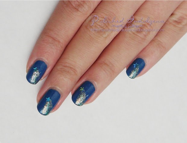 polished indulgence nail art wednesday
