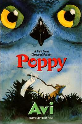 Poppy kids book by Avi