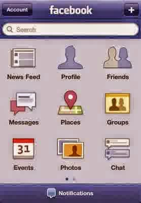 Download Aplikasi Facebook HP Seluler Terbaru 2015