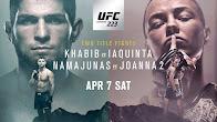 UFC 223 Report