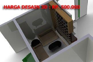 Jasa 3D Produk Desain dengan harga Murah