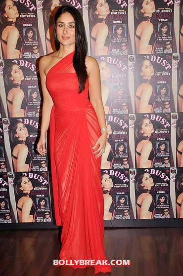 Kareena Kapoor - (9) - Kareena Kapoor in RED Dresses