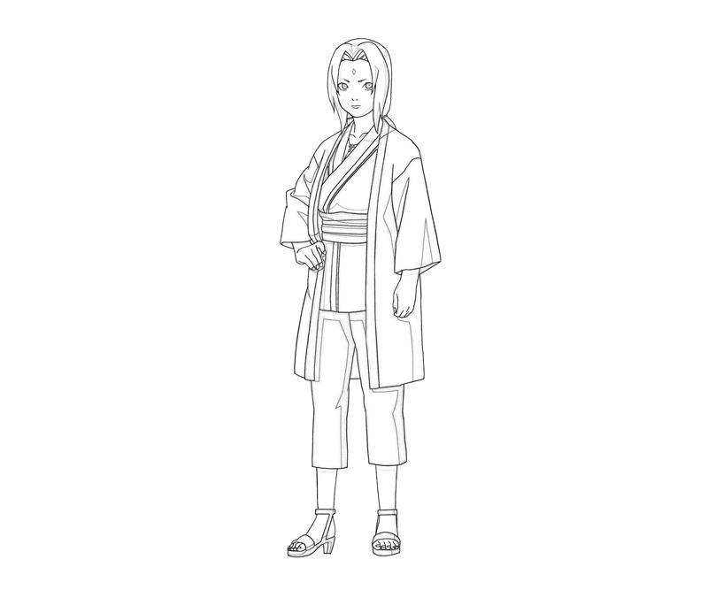 naruto-tsunade-profil-coloring-pages